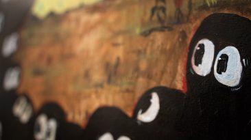 Lauren Genovese - Feeders (Detail 4)