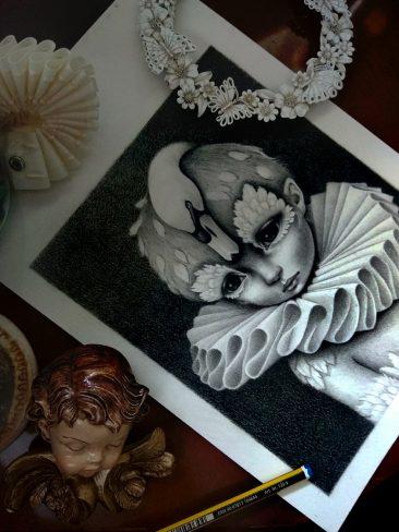 Raul Guerra - The Wild Swan (Detail 4)