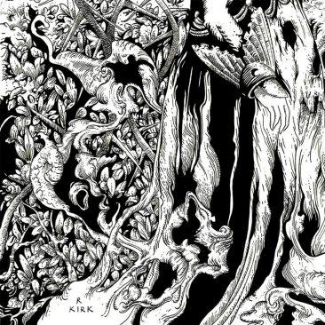 Richard A. Kirk - Anguish of Mind (Detail 2)