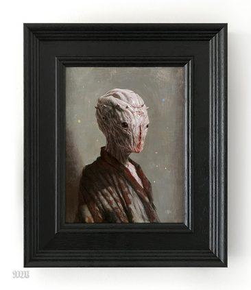 Tom Bagshaw - Foras's Apprectice (Framed - Front)