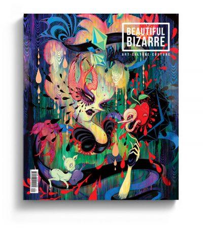 WOW x WOW - Issue 022 - Beautiful Bizarre Magazine
