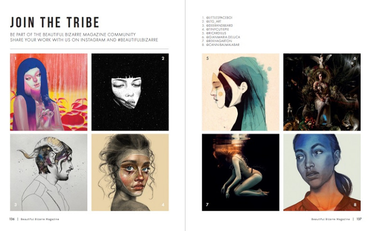 WOW x WOW - Join the Tribe - Beautiful Bizarre Magazine