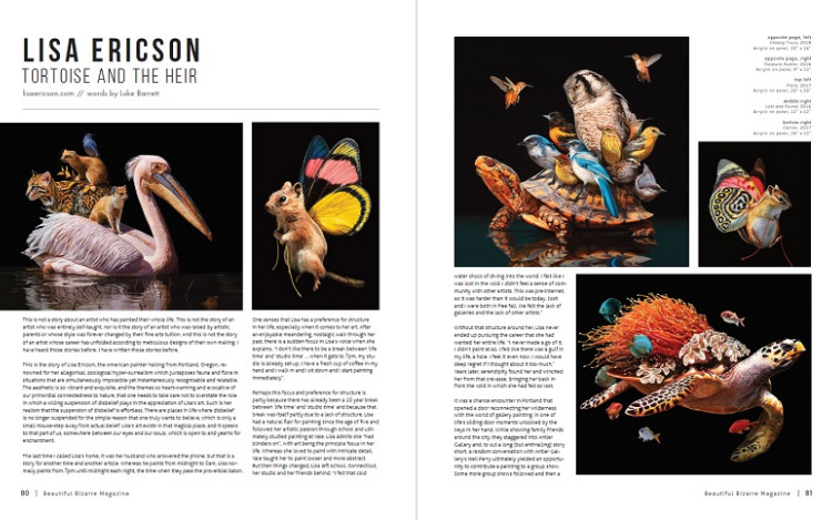 WOW x WOW - Lisa Ericson - Beautiful Bizarre Magazine
