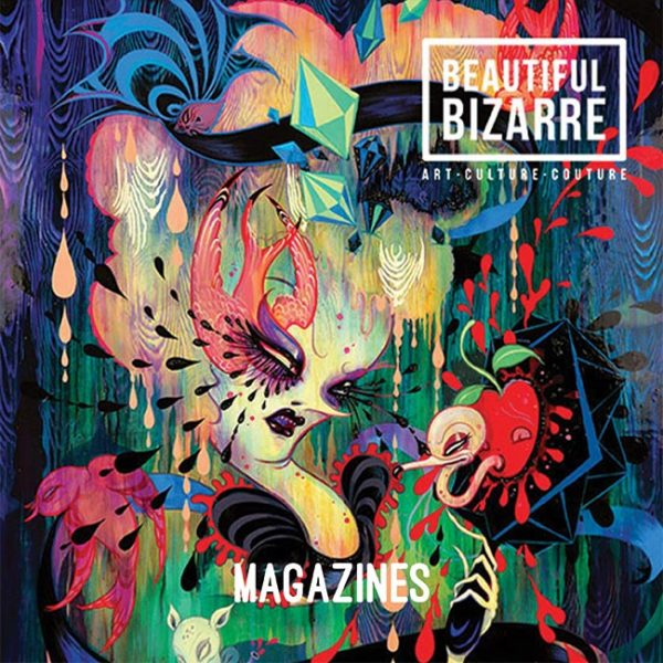 WOW x WOW - Shop - Magazines - Beautiful Bizarre Magazine