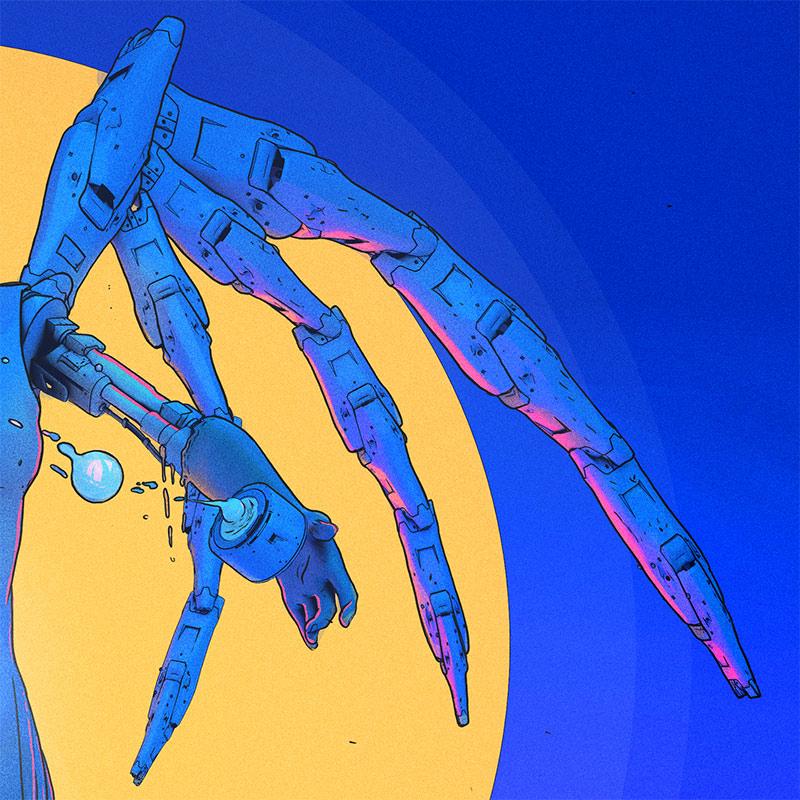 Xsullo - Temperance (Detail 2)