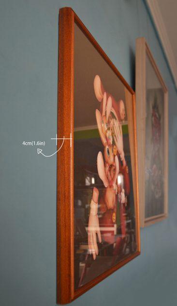 Alice Lin - Half and Half #2 (Frame Side)