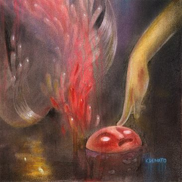 Kelly Denato - Drown Your Sorrows (1) - Detail 4