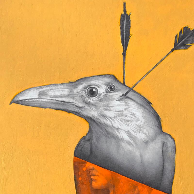 Matt Byle - Evolution (Detail 1)