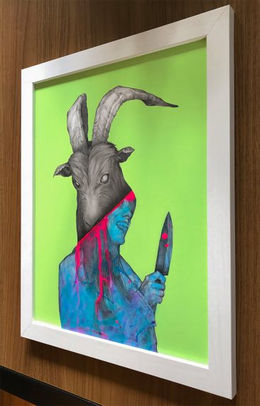 Matt Byle - Goat (Frame Side)