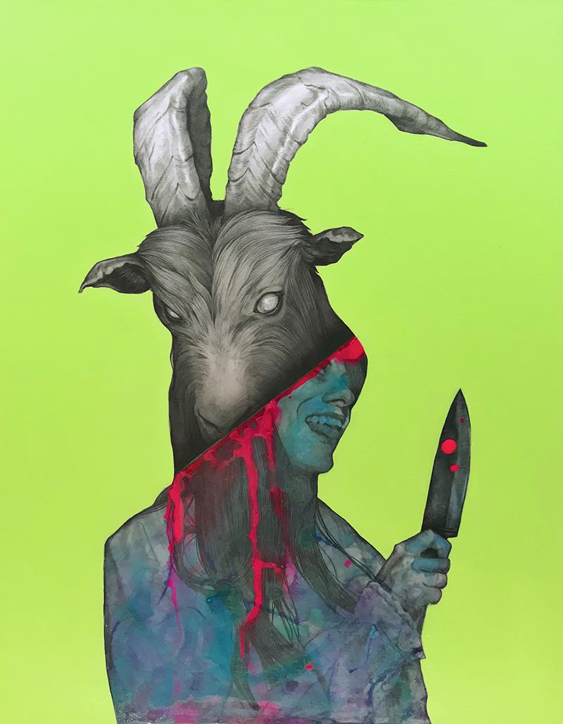 Matt Byle - Goat