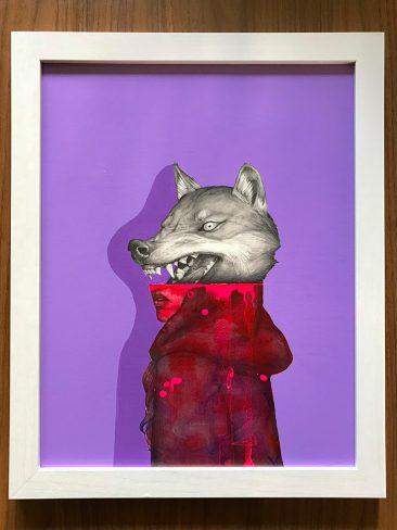 Matt Byle - Little Red (Frame Front)