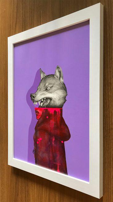 Matt Byle - Little Red (Frame Side)