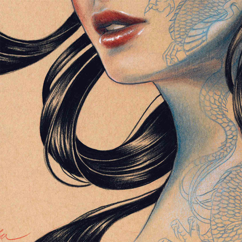 Eevien Tan - Celestial (Detail 3)