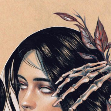 Eevien Tan - Embrace (Detail 1)