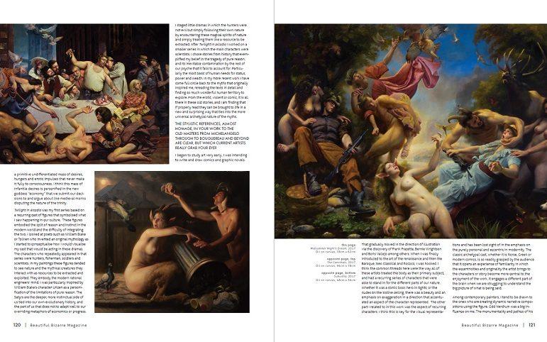 WOW x WOW - Adam Miller - Beautiful Bizarre Magazine