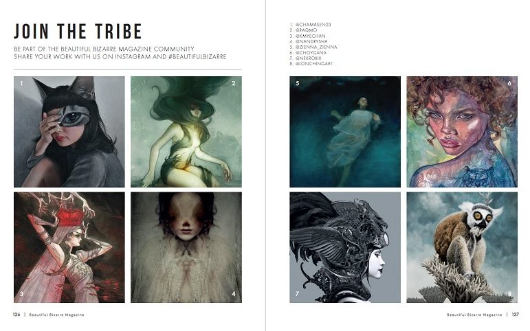 WOW x WOW - Join the Tribe - Beautiful Bizarre Magazine