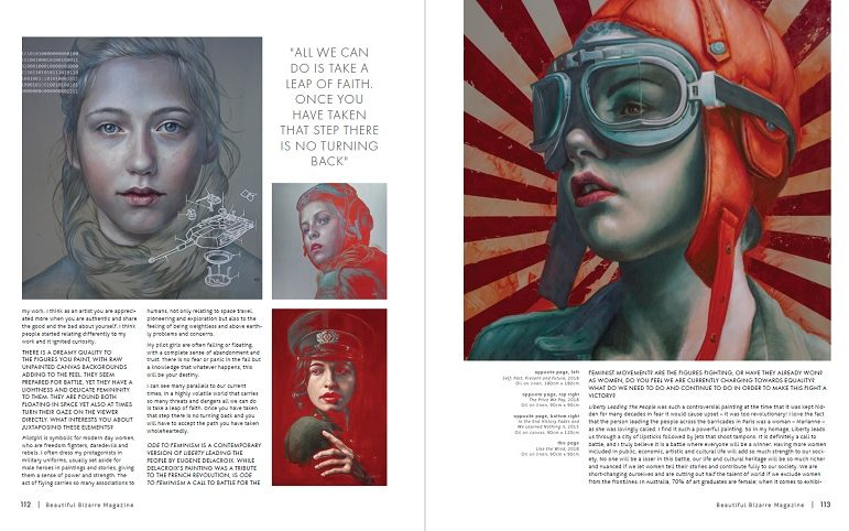 WOW x WOW - Kathrin Longhurst - Beautiful Bizarre Magazine