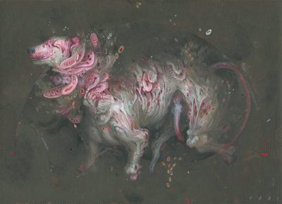 Allison Sommers - Dog Effigy