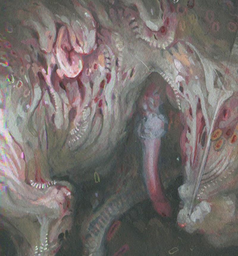 Allison Sommers - Dog Effigy (Detail 2)