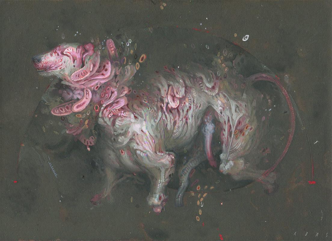 Allison Sommers - Dog Effigy