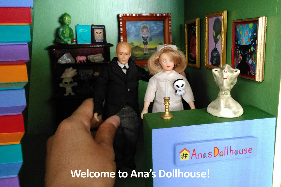 Ana Bagayan - Ana's Dollhouse - Intro 1
