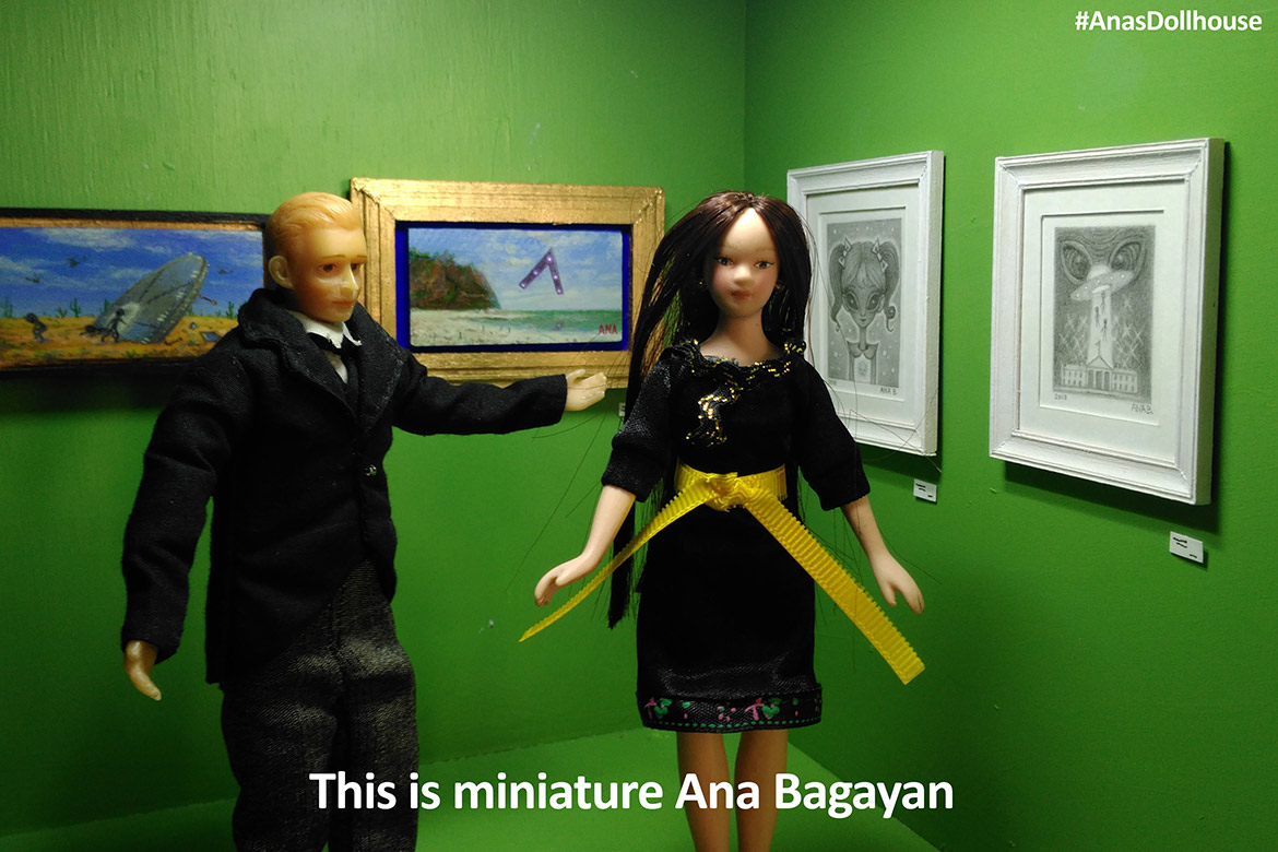 Ana Bagayan - Ana's Dollhouse - Intro 3