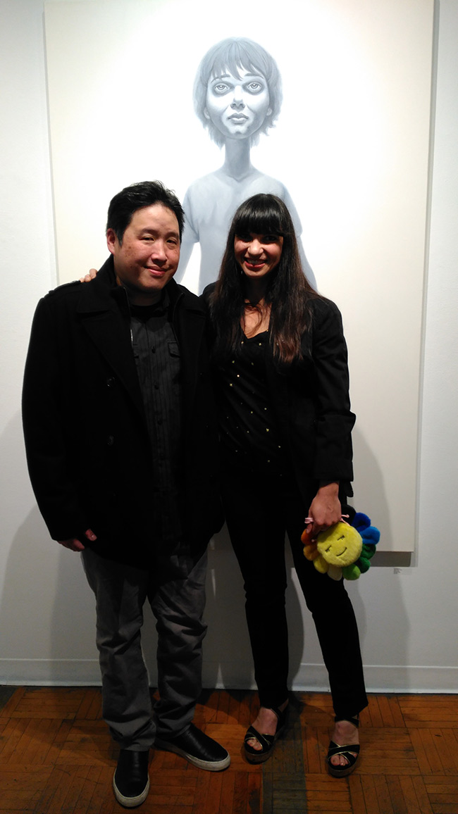 Ana Bagayan - Exit Reality - Opening Night 6