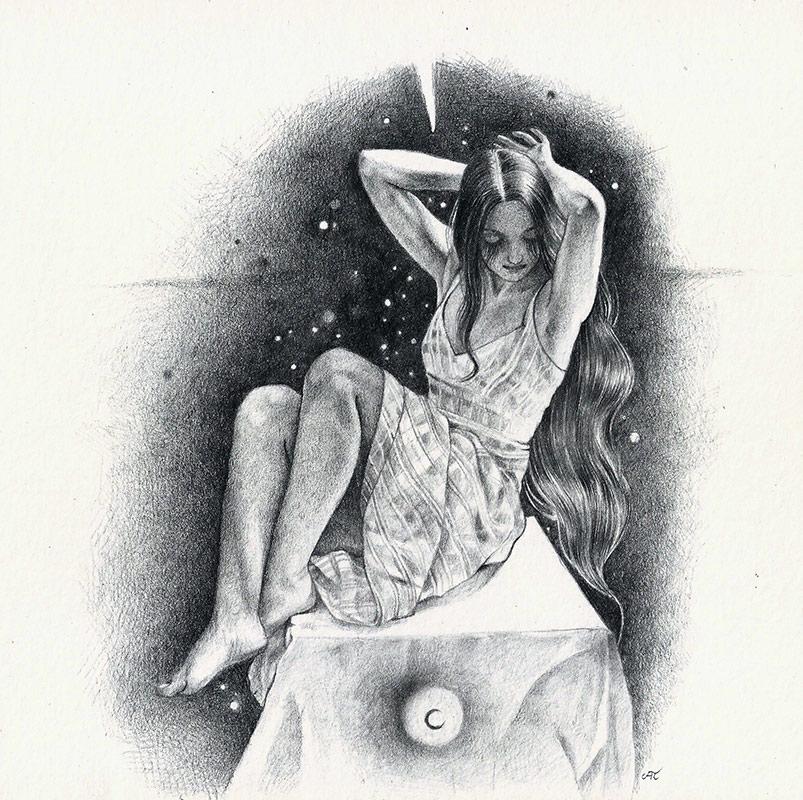 Ania Tomicka - Evenstar