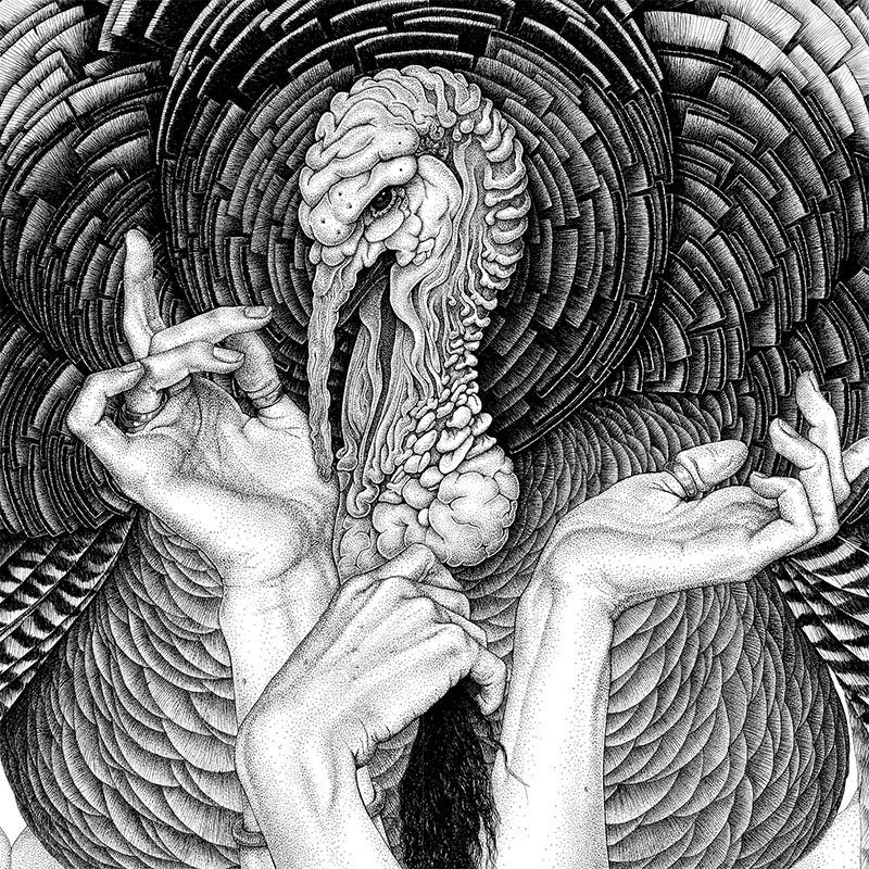 Cielle Graham - Behold the Eye (Detail 3)