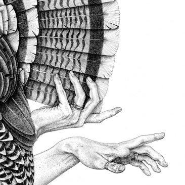 Cielle Graham - Behold the Eye (Detail 4)