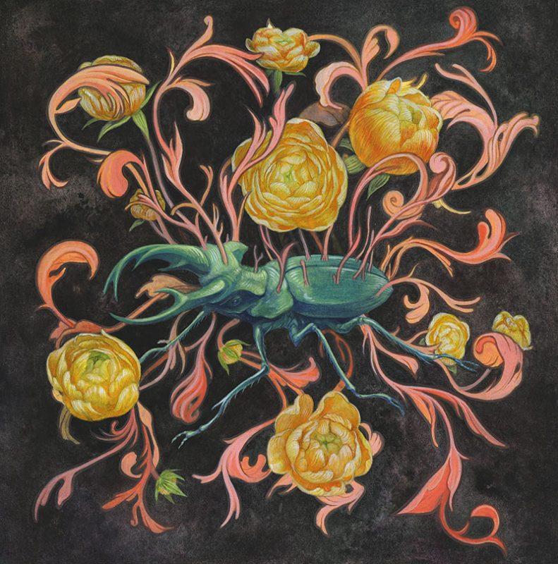 Corinne Reid - Fruiting Body