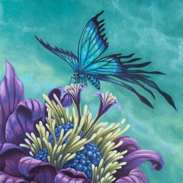 David Natale - Blossom (Detail 1)