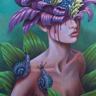 David Natale - Blossom (Detail 2)