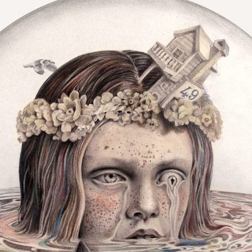Dolce Paganne - Sunken Princess (Detail 1)