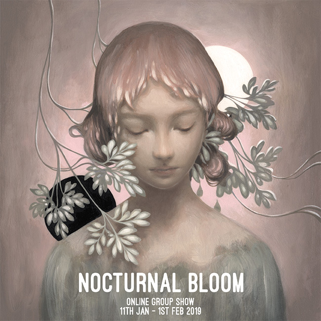 Nocturnal Bloom - Shop-Thumbnail - Amy-Sol