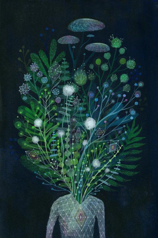 Aaron Piland - Inner Garden