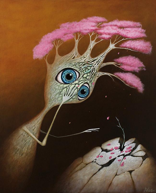 August Vilella - Spring Sakura