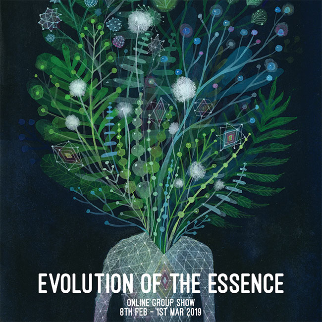 Evolution of the Essence - Shop Thumbnail - Aaron Piland
