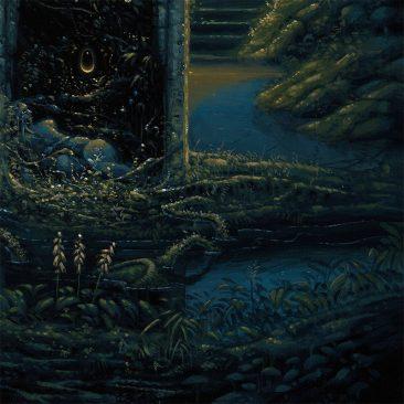 Jesse Jacobi - Dawn (Detail 2)