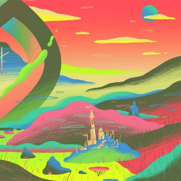 Scott Balmer - Embracing the Radiant Monolith (D2)