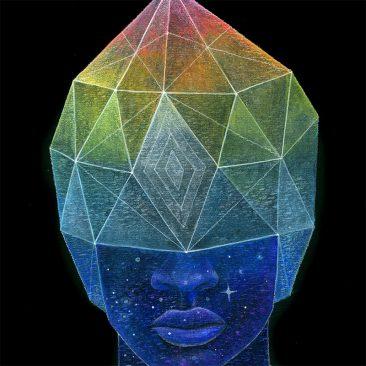 Aaron Piland - Inner Vision (Detail)