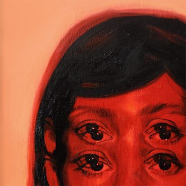 Alex Garant - Red Alert (Detail 1)
