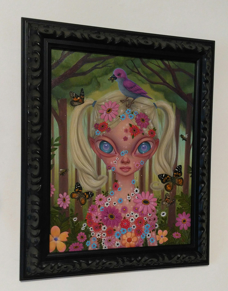 Ana Bagayan - In Bloom (Framed)