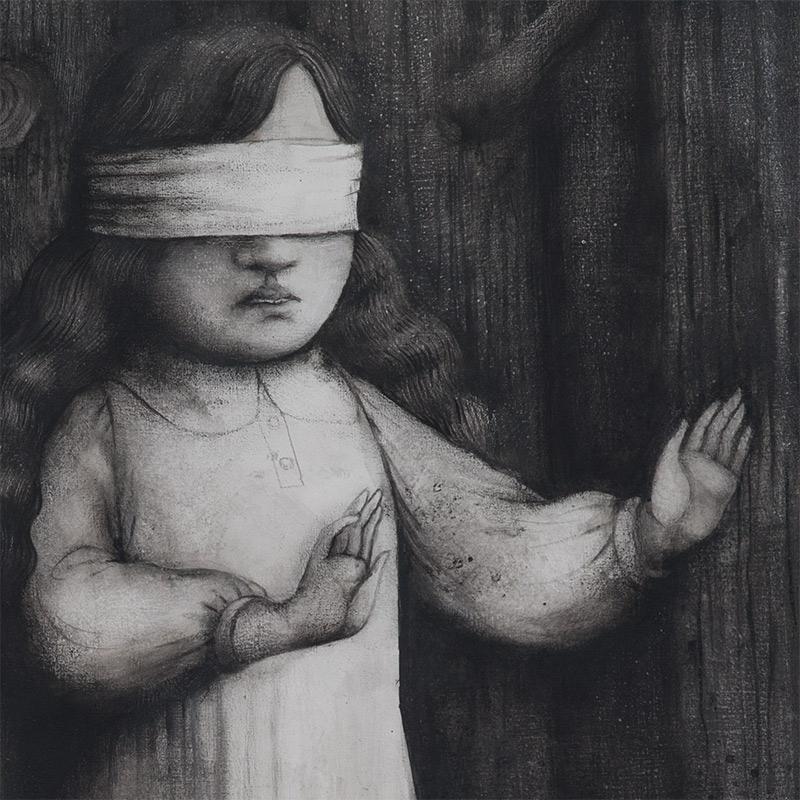 Ana Juan - Untold Stories 1 (Detail 2)