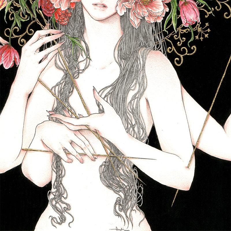 Andi Soto - Gala (Detail 2)