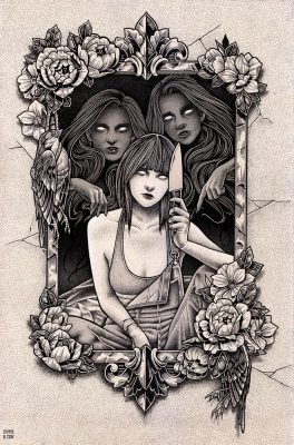 Daniel Bautista - The Ladies of the Mirror