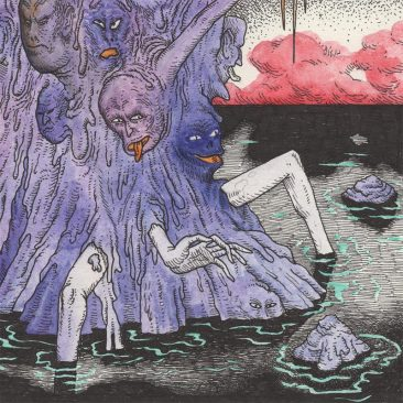 Davor Gromilovic - Mutant Navigator (Detail 2)