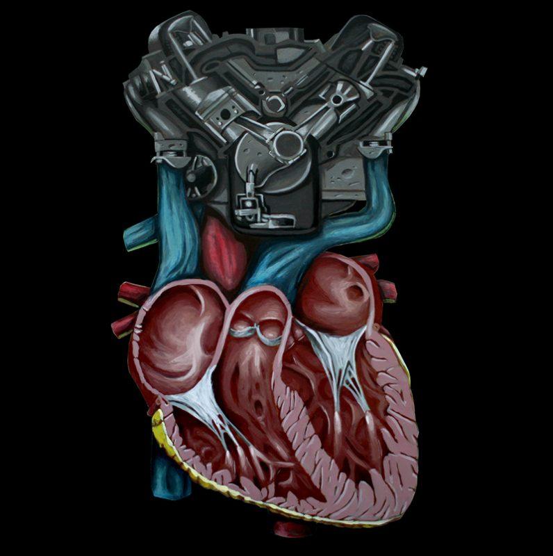 Robert Bowen - Heart Parts