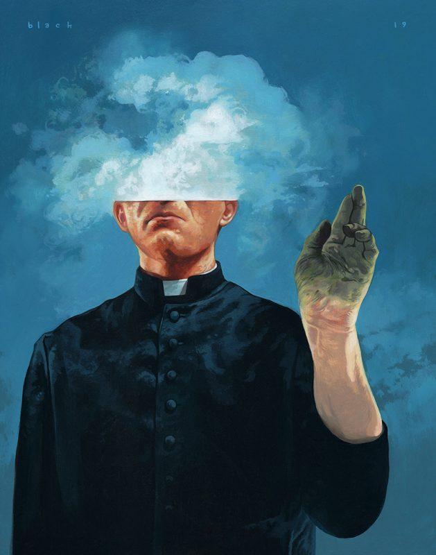 Steven Russell Black - Blind Faith