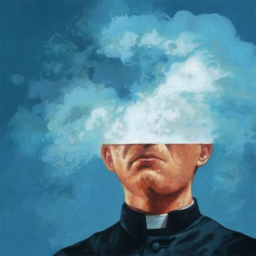 Steven Russell Black - Blind Faith (Detail 1)